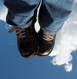 som på moln