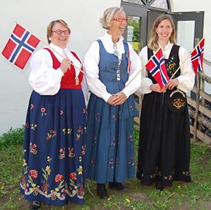 Norska damer