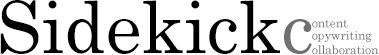 Sidekick-Logo