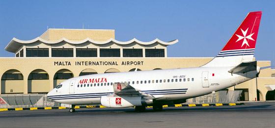 Flytta till Malta